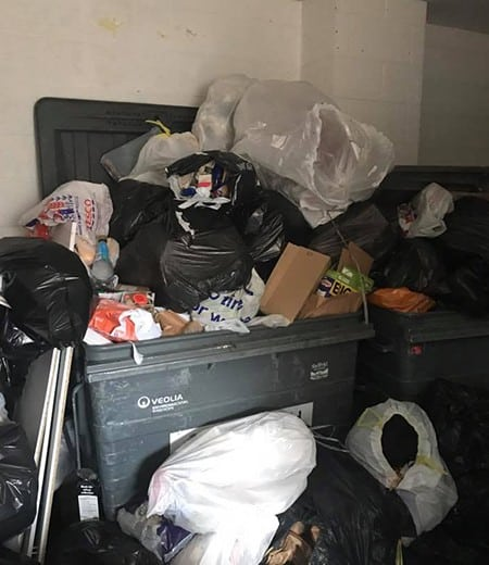 Commercial-Rubbish-Removal-Doncaster-Before