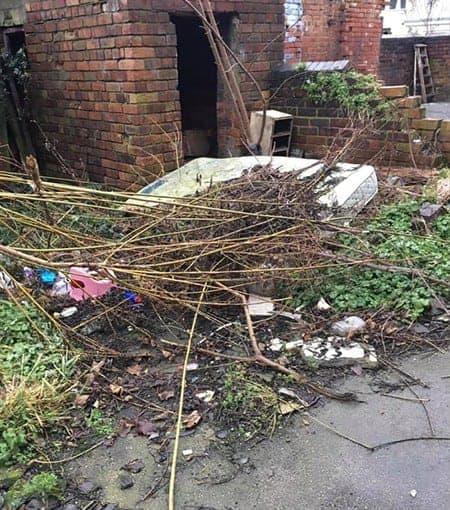 Garden-Clearance-barnsley-Before