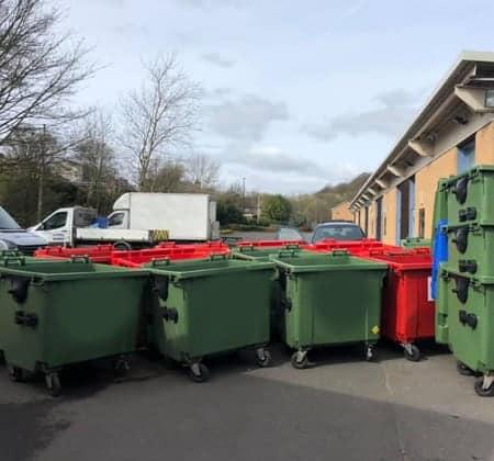 Commercial-waste-Barnsley-empty-bins