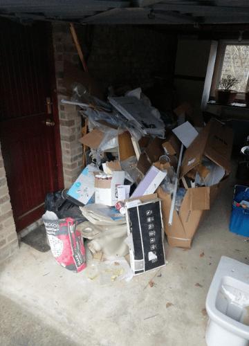 Garage-clearance-Doncaster-Fridges-before