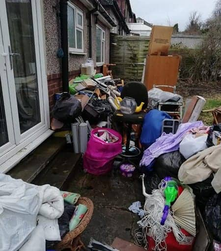 House-Clearance-Rotherham-Before