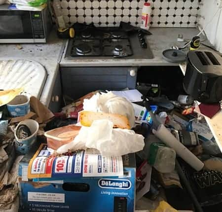 House-Clearance-Rotherham-cluttered-kitchen