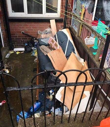 Junk-Removal-Doncaster-Before