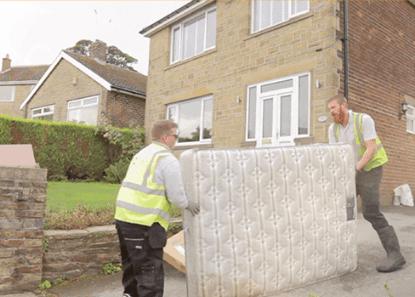 Mattress-Disposal-Doncaster-Team-Carrying