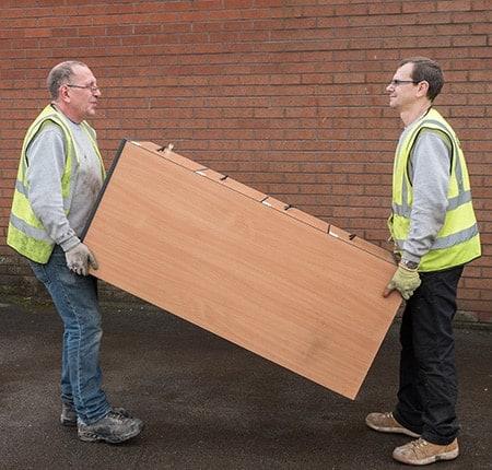 Mattress-Recycling-Barnsley-Team