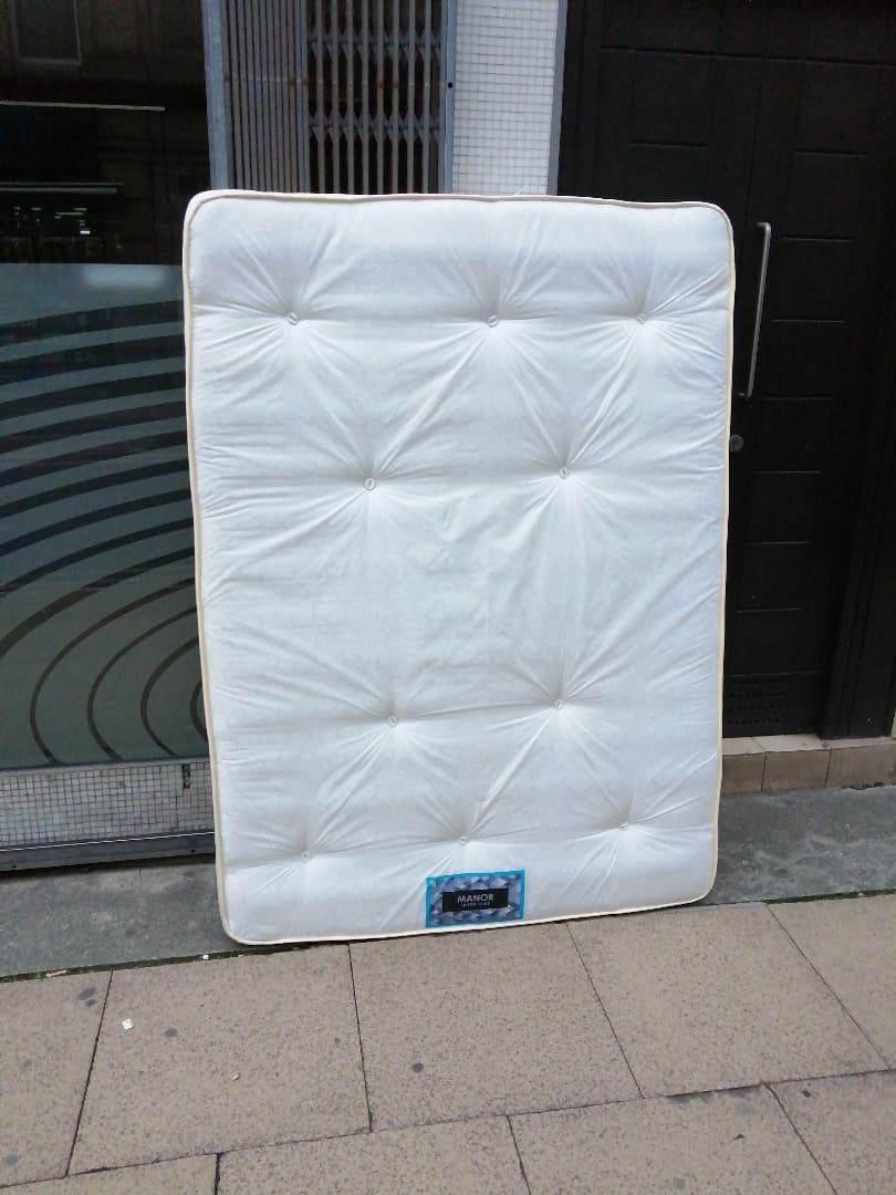 Mattress-Recycling-Barnsley-mattress-Before