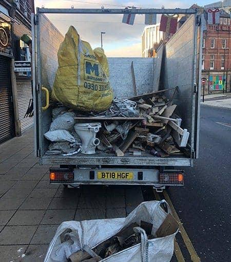 Rubbish-Removal-Barnsley-van-