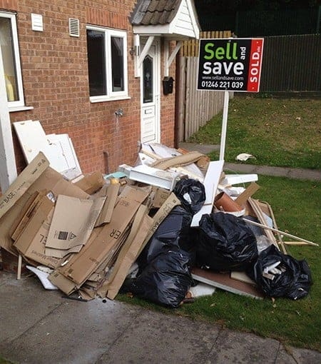 Rubbish-removal-Rotherham-property