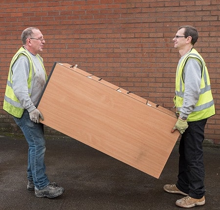 furniture-recycling-Rotherham-Team