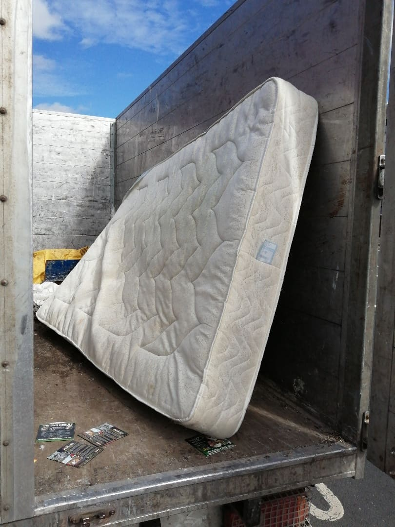 mattress-disposal-Barnsley-van